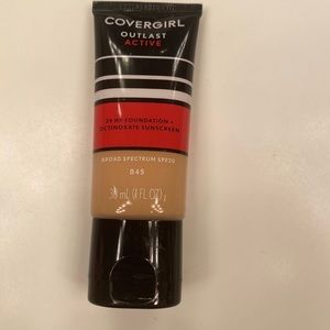 3/$15 Covergirl Outlast Active Foundation
